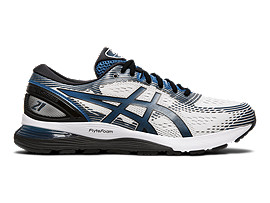 Men's GEL NIMBUS 21 | BlackBlack | Running Shoes | ASICS