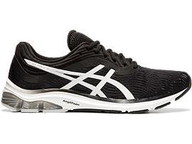 Men's GEL PULSE 11 | BLACKPIEDMONT GREY | Running Shoes | ASICS