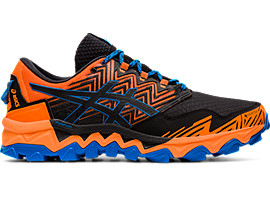 ASICS Gel - Fujitrabuco 8 G - Tx Shocking Orange / Black Hombre