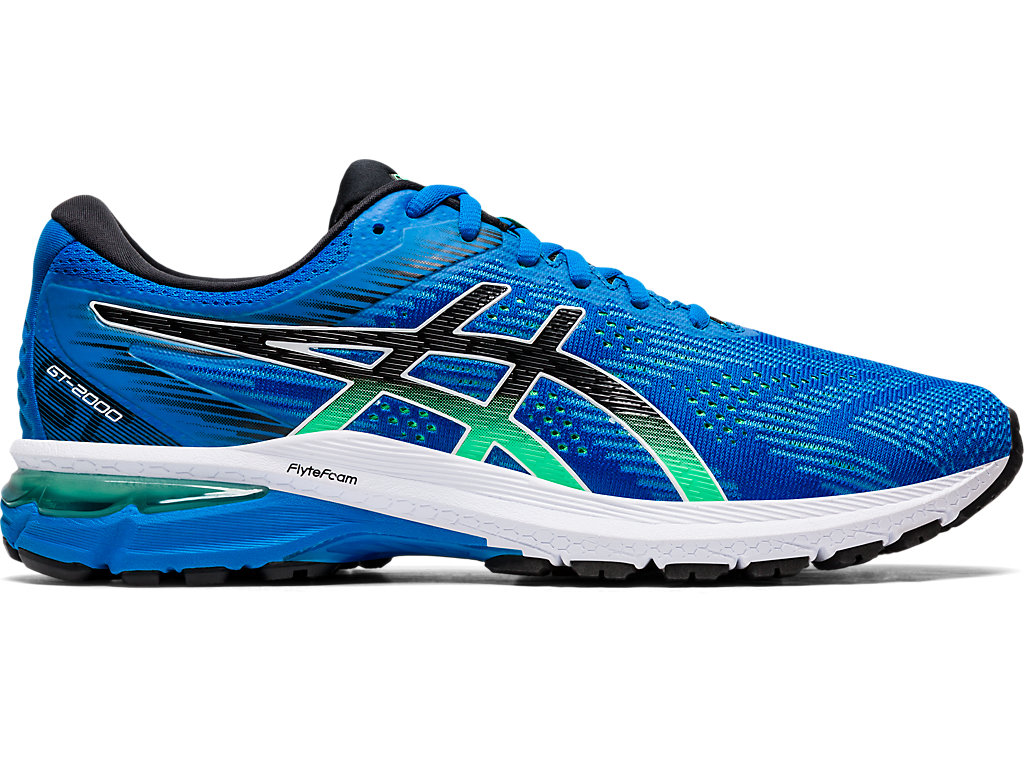 ASICS Gt - 2000? 8 Electric Blue / Black Hombre