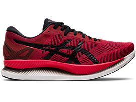 ASICS Glideride? Speed Red / Black Hombre