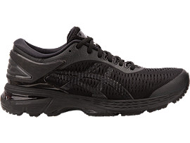 GEL-KAYANO 25, BLACK/BLACK