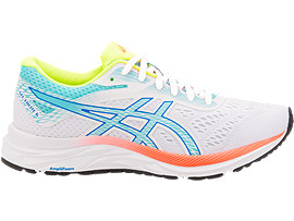 ASICS Gel - Excite 6 Sp White / Ice Mint Mujer