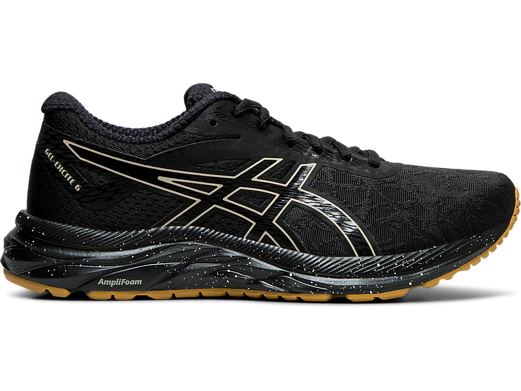 ASICS Gel - Excite? 6 Winterized Black / Putty Mujer