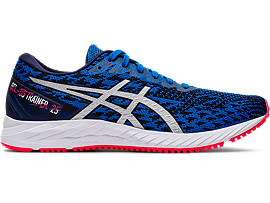 ASICS Gel - Ds Trainer? 25 Electric Blue / Pure Silver Mujer