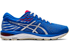 ASICS Gel - Cumulus? 21 Electric Blue / White Mujer