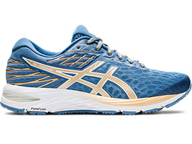 ASICS Gel - Cumulus? 21 Grey Floss / Champagne Mujer