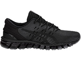 GEL-QUANTUM 360 4, DARK GREY/BLACK