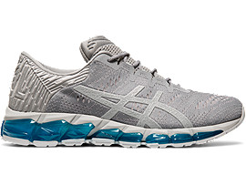 ASICS Gel - Quantum 360? 5 Jcq Sheet Rock / Island Blue Hombre