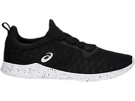 GEL-FIT SANA 4, BLACK/WHITE