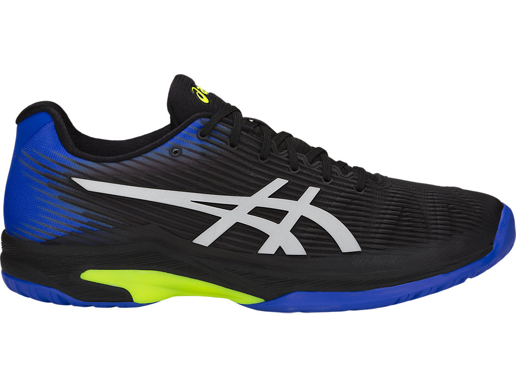 ASICS Solution Speed? FF Black / Illusion Blue Hombre