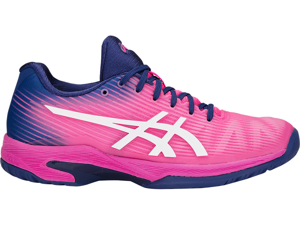 ASICS Solution Speed? FF Pink Glo / White Mujer