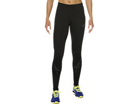 GESTREEPTE TIGHT, Balance Black