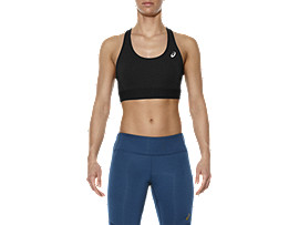 RACERBACK BRA, Performance Black