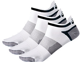 3PPK LYTE SOCK, Real White