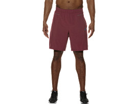 GEWEVEN SHORT 9IN, Pomegranate