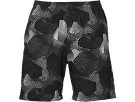 FUZEX 7IN PRINT SHORT, Camo Geo Performance Black
