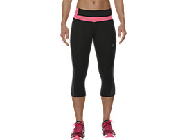 LITE-SHOW KNIELANGE TIGHT, Performance Black/Camelion Rose