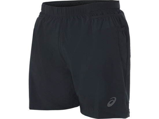 SHORT 2 EN 1 FUJITRAIL, Performance Black
