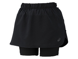 JUPE-SHORT FUJITRAIL, Performance Black