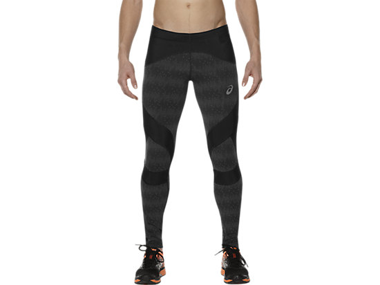 LB CALF TIGHT , Octagon Performance Black