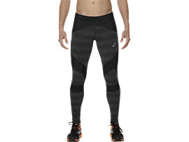 LB DRIEKWART TIGHT , Octagon Performance Black