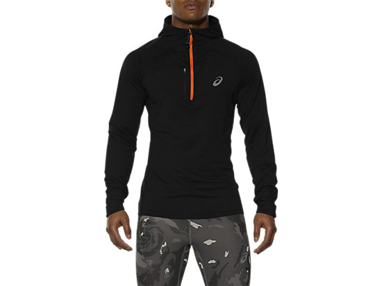 FUJITRAIL-HOODY, Performance Black