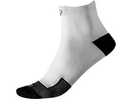 RUNNING MOTION LT SOCK, Real White