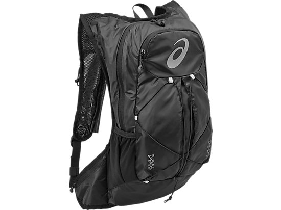 LIGHTWEIGHT RUNNING BACKPACK, Performance Black