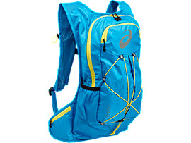 LIGHTWEIGHT RUNNING BACKPACK, Diva Blue/Blazing Yellow