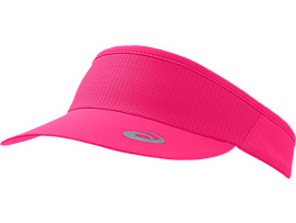 PERFORMANCE VISOR, DIVA PINK