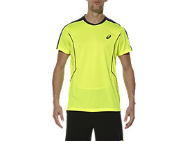 PADEL SS TOP, Safety Yellow