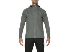 WATERPROOF JACKET, Eucalyptus