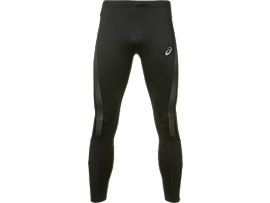 PANTALONI ADERENTI LITE-SHOW, Performance Black/Dark Grey