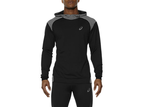 THERMOPOLIS HOODIE, Performance Black