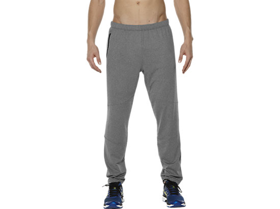THERMOPOLIS RUNNING PANT, Performance Black Heather