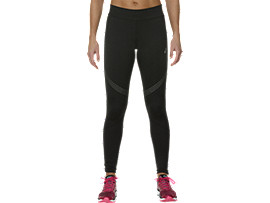 LITE-SHOW WINTER TIGHTS, Performance Black