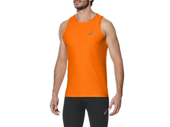 CAMISETA SINGLET, Orange Pop