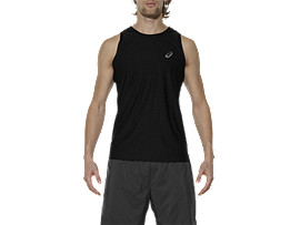 SINGLET, Performance Black