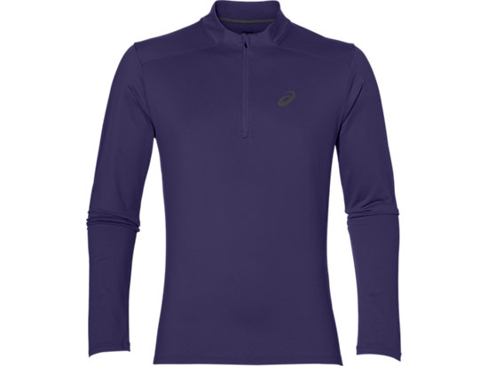 ESS WINTER 1/2 ZIP, Astral Blue