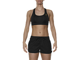 BRASSIÈRE DE SPORT, Performance Black