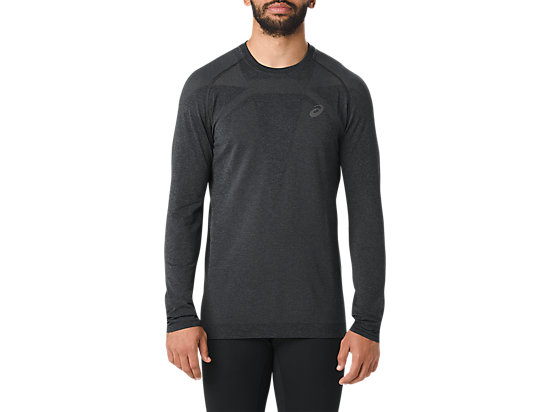SEAMLESS LS, Performance Black