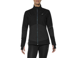WINDSTOPPER-JACKE, Performance Black