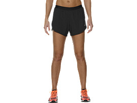 "2-IN-1 5,5"" LAUFSHORTS, Performance Black"