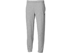 ESSENTIALS JOG PANT, Heather Grey