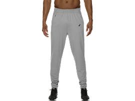 PANTALONI DA JOGGING IN MAGLIA, Heather Grey