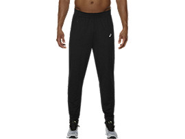KNITTED JOGGING BOTTOMS, Performance Black