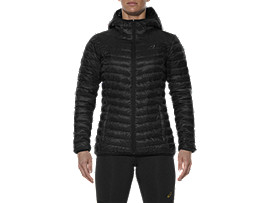 GEWATTEERD JACK, Performance Black