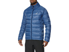 PADDED JACKET, Poseidon