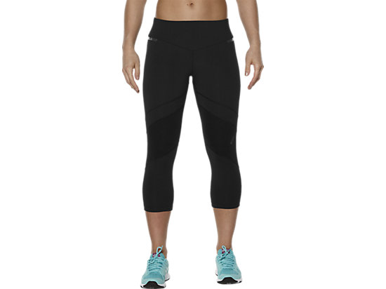3/4-LENGTH TIGHTS, Performance Black